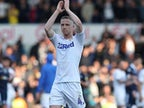 Leeds United midfielder Adam Forshaw to miss rest of the season with hip injury