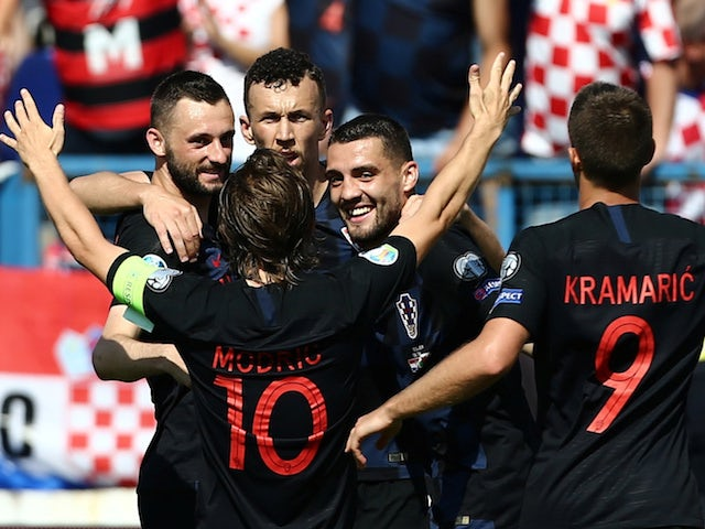 Result: Wales feeling the heat as they lose out to Croatia