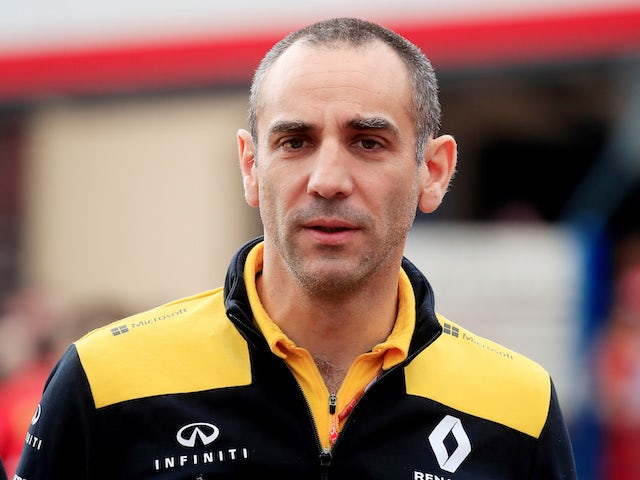 Abiteboul defends 'no car' Renault launch