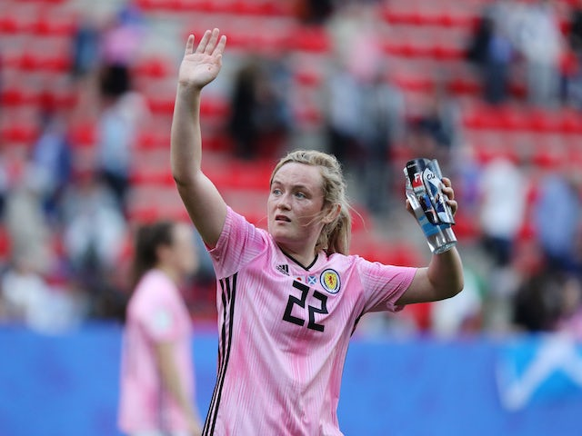 Result: Scotland go down to Japan in Women's World Cup