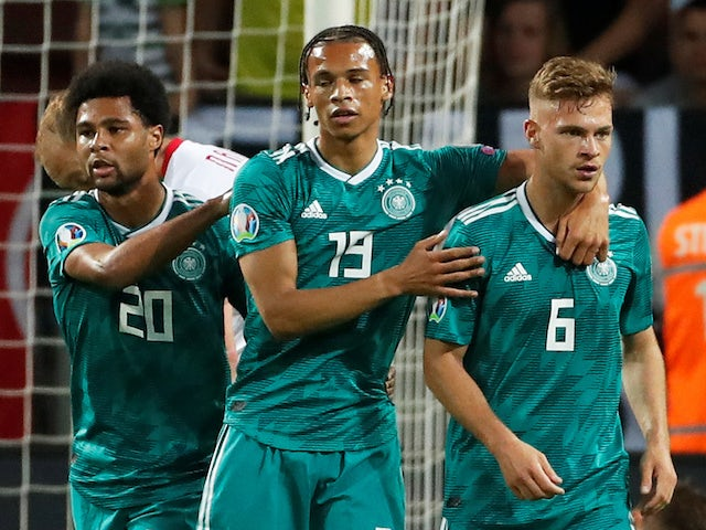 Result: Germany see off Belarus in Euro 2020 qualifying