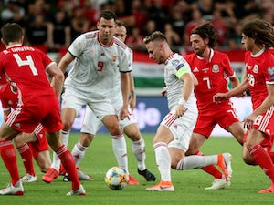 Wales suffer damaging qualifying defeat in Hungary