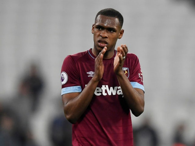 Arsenal make approach for Issa Diop?