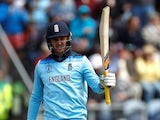 Jason Roy in action for England on June 8, 2019