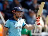 Jonny Bairstow pictured in action at the Cricket World Cup on June 9, 2019