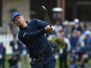 Justin Rose still in lead at Pebble Beach