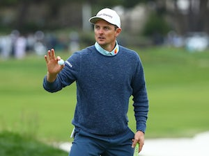 Justin Rose one shot back of lead at US Open