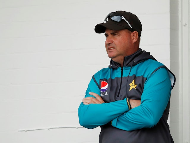 Sri Lanka coach Mickey Arthur laments