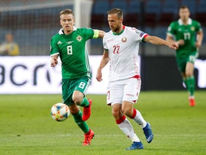 Northern Ireland make it four wins from four with late win in Belarus
