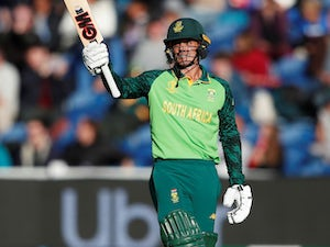South Africa defeat Afghanistan for first World Cup win