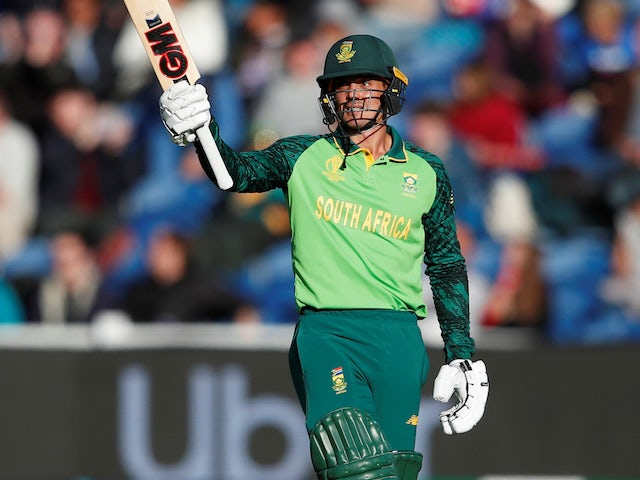 Result: South Africa defeat Afghanistan for first World Cup win