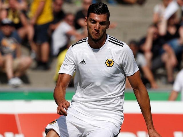 Granada keen on Wolves forward Rafa Mir?
