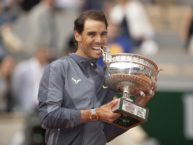 Journey back to title success is a pleasing one for Nadal