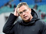 RB Leipzig boss Ralf Rangnick pictured in February 2019