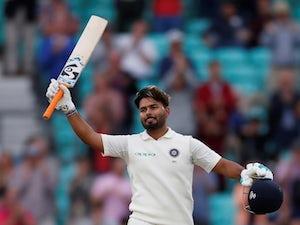 Friday's sporting social: Rishabh Pant lauded and Lisa Ashton celebrates record