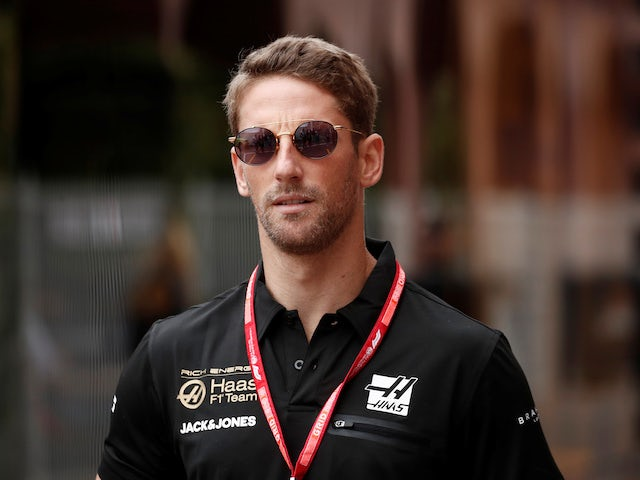 Karting now physically harder than F1 - Grosjean