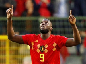 Lukaku scores twice as Belgium cruise past Scotland