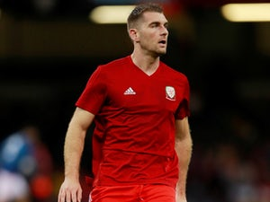 """Sam Vokes admits to """"uphill task"""" for Wales"""