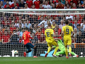 Live Commentary: Spain 3-0 Sweden - as it happened