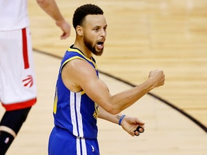 Warriors claw back to deny Raptors maiden victory in game five of NBA Finals