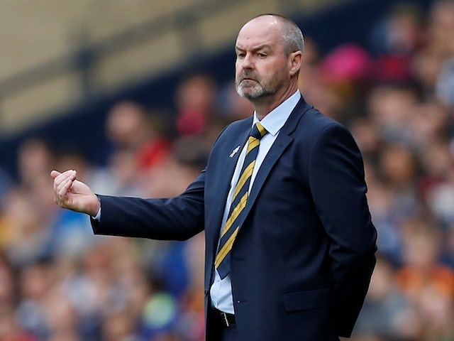 Steve Clarke urges Scotland to follow Russia lead and reconnect with fans