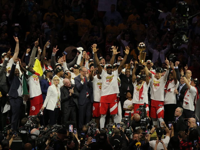 Result: Toronto Raptors defeat Golden State Warriors to seal first NBA title