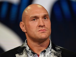 "Fury claims to ""have concerns"" ahead of Schwarz fight"