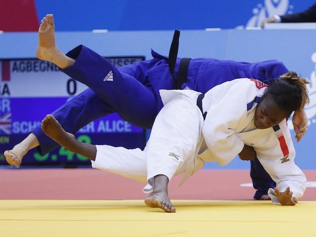 Result: Alice Schlesinger wins judo silver for Team GB at European Games