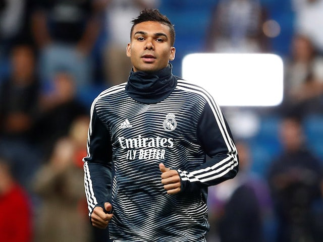 Casemiro: 'No excuse for Real Madrid defeat'