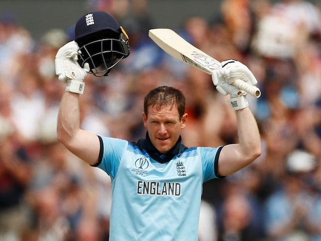 Eoin Morgan: 'Semi-final spot still in England's hands'