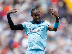Jofra Archer vows to keep calm in World Cup final