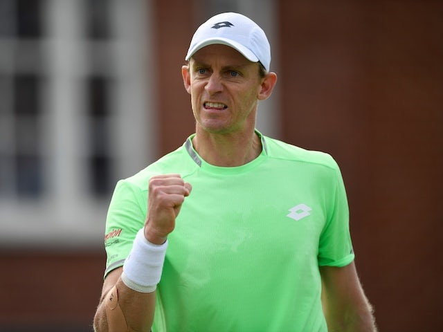 Result: Kevin Anderson edges out Cameron Norrie at Queen's Club