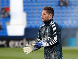 Luca Zidane to leave Real this summer?