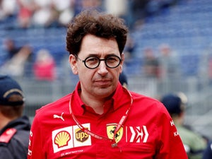 Binotto no longer Ferrari technical boss