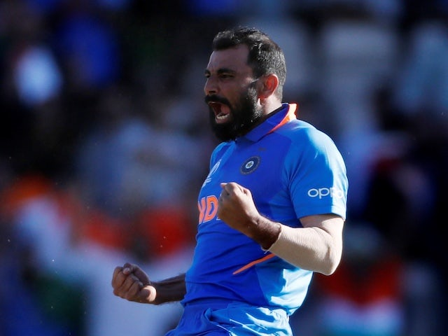 Result: Mohammed Shami hat-trick helps India survive Afghanistan scare