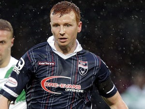 Scott Boyd appointed sporting director at Ross County