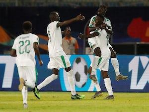 Senegal make winning start to Africa Cup of Nations without Sadio Mane