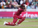 Shai Hope in action for West Indies on June 17, 2019