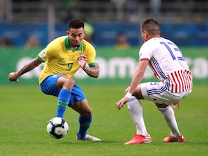 Live Commentary: Brazil 0-0 Paraguay - as it happened