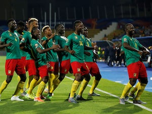 Cameroon begin AFCON defence with Guinea-Bissau victory
