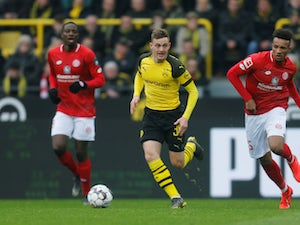 Arsenal, Liverpool, United to battle for Dortmund winger?