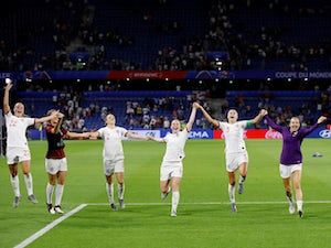 Steph Houghton: 'England showed what we're all about'