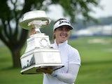 Hannah Green wins the Women's PGA on June 23, 2019