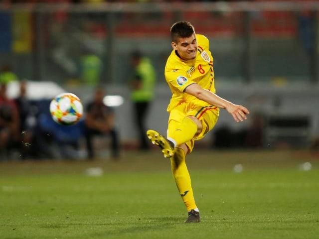 Ianis Hagi closing in on Rangers loan move