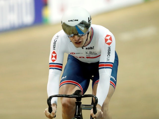 Jason Kenny confident GB can restore former cycling glories