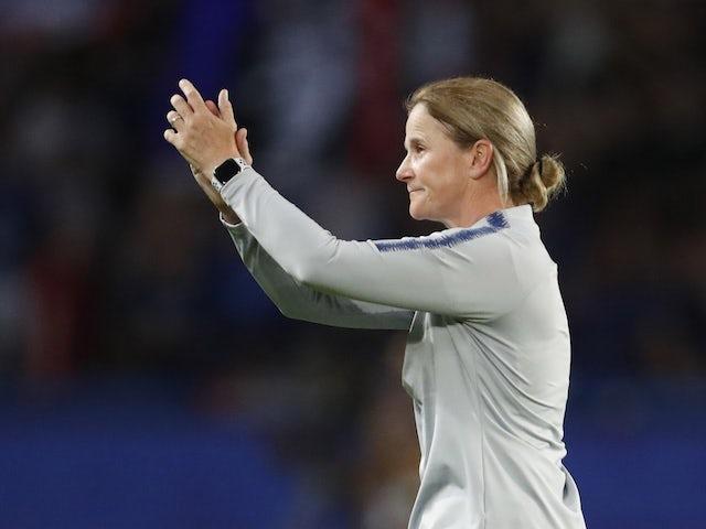 Eni Aluko backs Jill Ellis to succeed Phil Neville as England Women coach
