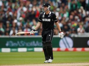Jimmy Neesham salvages New Zealand innings against Pakistan