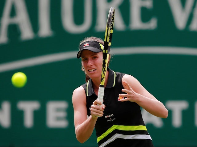 Johanna Konta crashes out in third round at Eastbourne