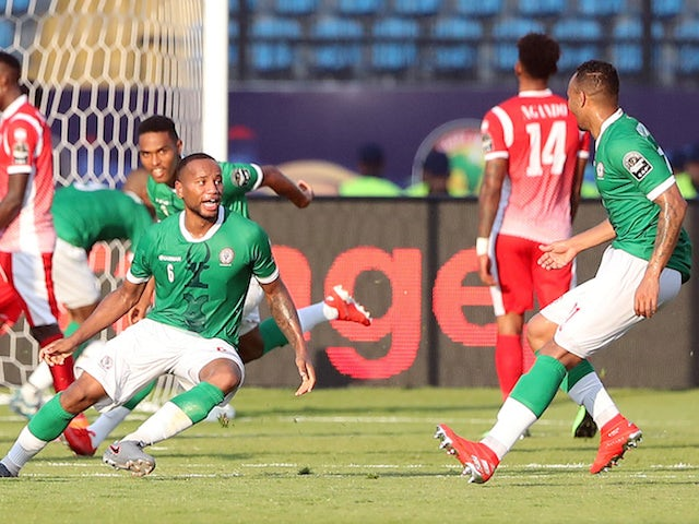 Result: Madagascar claim historic AFCON win against Burundi