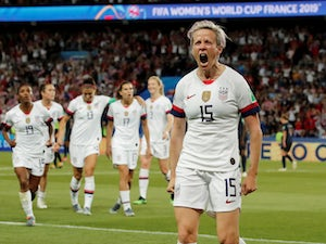 Megan Rapinoe won't go to the White House if United States win Women's World Cup
